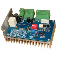 CNC Engraving Machine 2-Phase Stepper Motor Driver Board Controller JC5A with Radiator