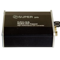 DSD88 Asynchronous Decoder DSD256 PCM Decoding 192KHZ SA9227 CS4398 HIFI USB External Sound Card-Black