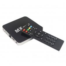 XBMC TV Box MX Pro Android 4.4.2 Kitkat OS Amlogic S805 Quad Core 1G+8G WIFI HD 1080P Media Player Receiver KODI MXQ M8S