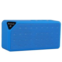 Mini X3 Bluetooth Speaker Portable Wireless TF FM Radio Built-in Mic MP3 Subwoofer