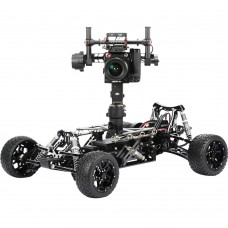 Steadyplus YOTA Gimbal Car Remote Control Ground Shooting Photography System All Terrain Vehicle ATVS