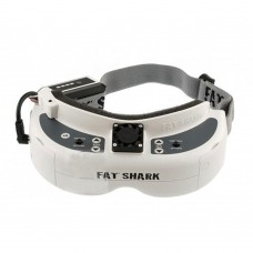 Fatshark Dominator HD2 FPV Video Goggle Glasses HD Headset 3D DVR for Aerial Photography