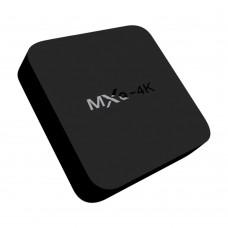 Tronsmart MXQ-4K RK3229 Quad Core Android TV Box 1G/8G WiFi HDMI2.0 4K2K H.265 10Bit KODI Media Player IPTV Google Play
