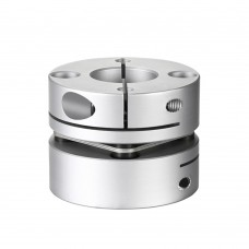 GS34x32 Flexible Single Diaphragm Coupling 5mm-16mm Coupler for Servo Step Motor CNC