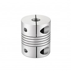 GC19x23 Winding Shaft Coupling 4mm-8mm Flexible Coupler Shaft Coupling for Encoder Step Motor CNC