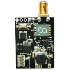 Aomway 5.8G 40CH 25mW/200mW Adjutable 40CH Audio Video AV Transmitter Tx for FPV Multicopter