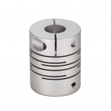 GIC20x26 Parallel Line Coupling 5mm-10mm Flexible Coupler Shaft Coupling for Encoder Step Motor CNC
