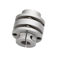 GLT34x37.5 Flange Type Shaft Coupling 5mm-12mm Flexible Coupler for Servo Step Motor CNC