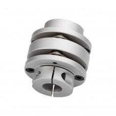GLT34x37.5 Flange Type Shaft Coupling 5mm-12mm Flexible Coupler for Servo Step Motor CNC