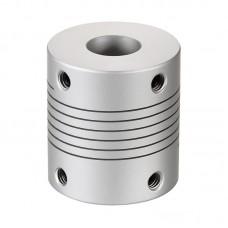 GM28.6x28.6 Spring Coupling 6mm-12mm Flexible Coupler for Servo Step Motor Encoder CNC