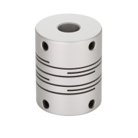 GI32x41 Parallel Line Coupling 8mm-15mm Flexible Coupler for Servo Step Motor Encoder CNC