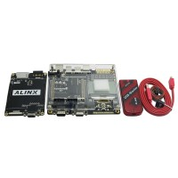ALTERA FPGA NIOS CYCLONE IV EP4CE15 Development Board +USB BLASTER+Power Adapter+ E082