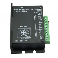 BLD120A Brushless DC Motor Driver 30V 120W BLDC Controller for 42 Brushless Motor CNC