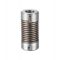 GD26x50 Spring Coupling 6mm-12mm Flexible Coupler for Servo Step Motor Encoder CNC