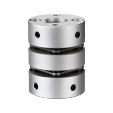 GLJ 68x75 Diaphragm Coupling 14mm-38mm Flexible Coupler for Servo Step Motor Encoder CNC