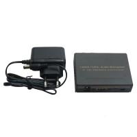 HDMI MHL Audio Extractor Splitter 4K ARC EDID Setting Audio SPDIF R/L  Extractor Converter
