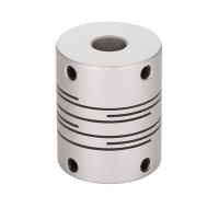 GI-25x31 Parallel Line Coupling 5mm-12mm Flexible Coupler for Servo Step Motor Encoder CNC