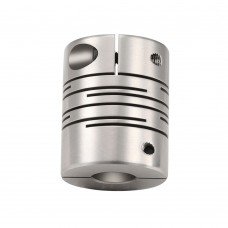 GICG-28.5x38 Stainless Steel Coupling 6mm-14mm Flexible Coupler for Servo Step Motor Encoder CNC