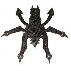 Spider 290 290mm 6-Axis Carbon Fiber Hexacotpter Frame for FPV Racing Multicopter