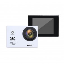 HD V3 2.0 TFT LCD 4K 16MP Waterproof Action Sports Camera with 170 Degree Wide Angle Lens