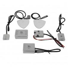 T1‐S Flight Controller GPS FCU PMU LIU OSD IMU Module for FPV Multicopter UAV