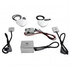 T1‐Pro Flight Controller GPS FCU PMU LIU OSD IMU Module for FPV Multicopter UAV