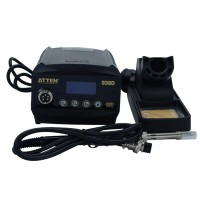 Atten AT938D ESD Safe 60W Digital Welding Desoldering Solder Station Solder Iron LCD Display