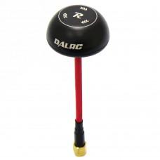 DALRC 5.8GHz Circular Polarized Mushroom Antenna SMA Plug for FPV Tx & Rx