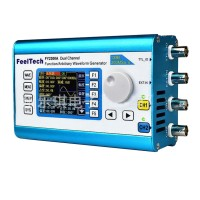 FY2300-25M Arbitrary Waveform Dual Channel High Frequency Signal Generator Frequency Meter DDS
