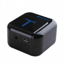 H-266T Pairing 3.5mm Bluetooth Wireless Music Audio Transmitter Adapter for Phone TV PC CD Player Sound System Spot