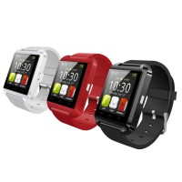U8 Bluetooth Smart Watch Bracelet Sport Wristband Pedometer for Android Phone Samsung iPhone