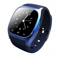 M26 Bluetooth Smart Watch Wristwatch Watch with Dial SMS Remind Pedometer for Android iOS Smart Phone