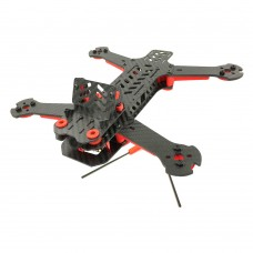 GE-FPV VOR250 250mm 4-Axis Carbon Fiber Quadcopter Frame for Aerial Photography