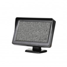 4.3 inch Digital FPV HD LCD Monitor Receiver 800x480 Display Screen for Aerial Photography Car Rear-View System