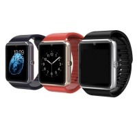 Smart Watch GT08 Clock Sync Notifier Support SIM Card Bluetooth for Apple iPhone Android Phone Waistwatch