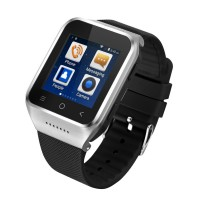 S8 Smart Watch 1.54 Inch 3G Android 4.4 MTK6572 Dual Core Phone Watch 2.0MP Camera WCDMA GSM with Email GPS WIFI