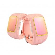 Abardeen 2 Watreproof Positioning Smart Tracking Watch GPS Tracker Anti-Lost Wrist Watch Bracelet for Children Kid
