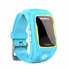 Abardeen 3 Smart Watch GPS Tracker Two Way Conversation Intercom Voice Messages SOS Anti-Lost for Children Kid