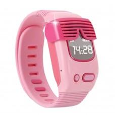 Buga GPS Positioning Smart Watch Waistband Bracelet SOS AGPS Voice Intercom for Children Kid