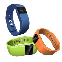 Bluetooth Smartband TW64 Pedometer Fitness Tracker Smart Wristband Sport Bracelet for IOS Android