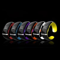 L12S Smartband Wrist Band Bluetooth Bracelet Smart Wristband OLED Touch Screen Watch for iOS Android Phone