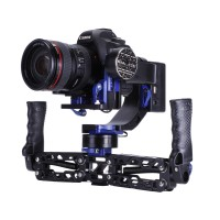 Nebula 4200 5-Aixs Handheld Brushless Gimbal Camera Mount PTZ Stabilizer for DSLR 5D3 6D 7D