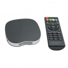AT758Q Android 4.4 Smart TV Box S805 Quad Core 1GB RAM + 8GB ROM KODI 15.2 Media Player TV Streamer