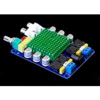 TDA7498 Stereo 2.0 Class D 100W+100W HIFI High Power Digital Audio Amplifier Board for DIY