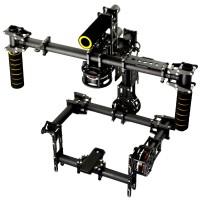 NEW 3-Axis DSLR Handheld Brushless Gimbal Camera Mount Handle PTZ w/32bit Alexmos Controller Motor for DSLR