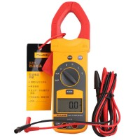 FLUKE F312 Digital Clamp Meter Multimeter Tester AC 1000A 36MM AC DC Ammeter Voltmeter