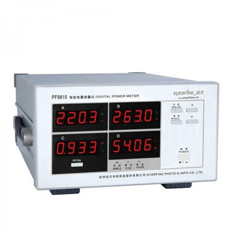 PF9810 Digital Power Meter THD Total Harmonic Distortion