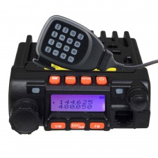 QYT KT-8900 Mini Mobile Radio Dual Band 136-174MHz 400-480MHz Transceiver Walkie Talkie for Car Bus