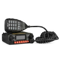QYT KT-8900R KT8900R Mini Mobile Radio Tri Band Transceiver 136-174MHz 240-260MHz 400-480MHz for Vehicle Car