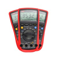 UT61D UNI-T Handheld Digital Multimeter Auto Range 6000 Counts Resistance Capacitance Frequency Meter Tester